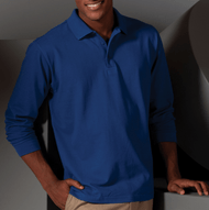 1515 Edwards Long Sleeve Polo