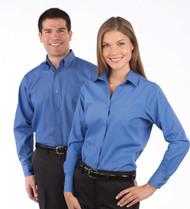 5295 Women's Long Sleeve Work Shirt