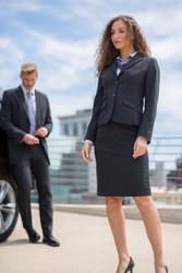 6530 Ladies Washable Uniform Suit