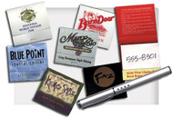 Add your logo to a scratch book!