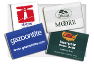 Add your business logo to these individual tissue packets!