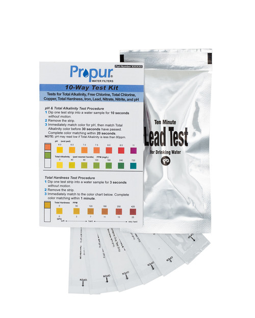 Propur10 Water Test Kit