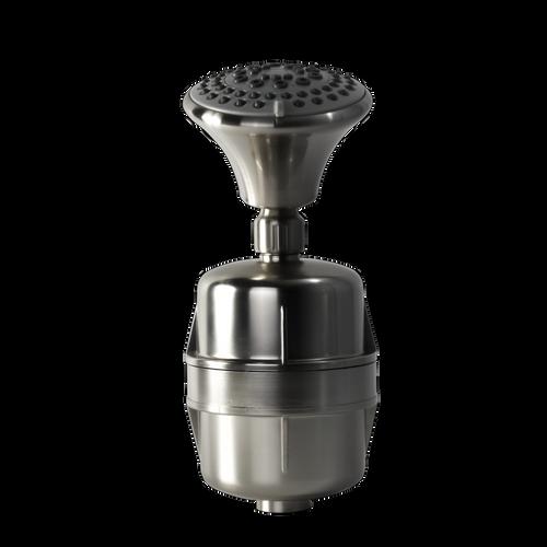 Propur Brushed Nickel shower filter