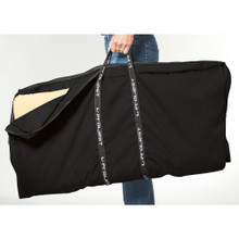 L-Pro West Saddle Blanket Bag Black