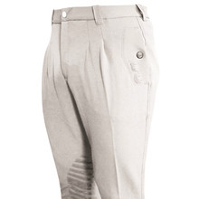 Mark Todd Mens Breeches Coolmax White