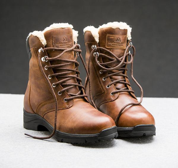 d5c66958f420 Mountain Horse Snowy River Lace Boots - Equus Emporium