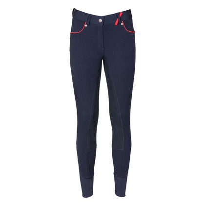 BF Breeches Navy Front