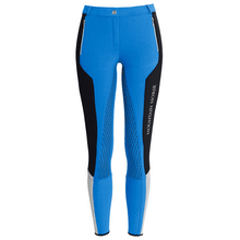 MH Melanie Tech Breeches Tropical Blue
