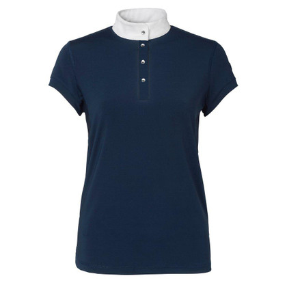 MH Rose Navy Top