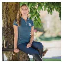 BF Polo Shirt Ensign Blue