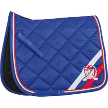 BF Sports Saddle Blanket Blue