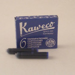 Kaweco Cartridges Blue