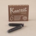 Kaweco Cartridges Brown