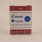 Pilot Cartridges Blue