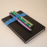 A6 Notebook Pen Strap
