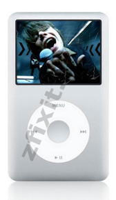 iPod Classic 6 Front Face Replacement