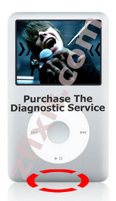 iPod Classic 6th Gen Charging Port Repair Service $79