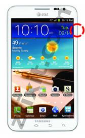 Samsung Note Power Button Repair