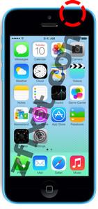 iPhone 5C Power Button Repair