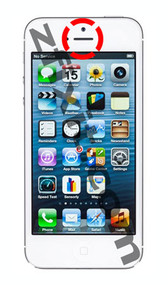 iPhone 5 Ear Speaker Repair