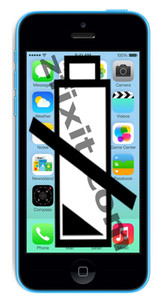 Apple iPhone 5C Battery Replacement