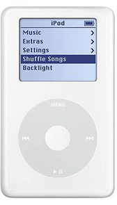 iPod Click Wheel Battery