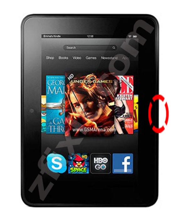 Kindle Fire HD Charging Port Repair