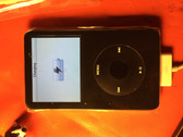 iPod Classic 5th Generation 30 GB BLACK For Sale