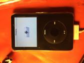 iPod Classic 5th Generation 30 GB BLACK For Sale