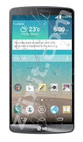 LG G3 Cracked Screen Repair