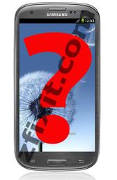 Samsung S3 Diagnostic Service