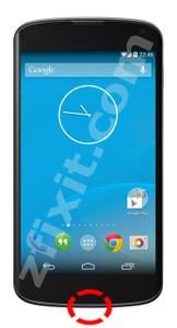 LG Nexus 4 Charging Port Repair