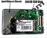 iPod Classic 7th Gen SSD Hard Drive Upgrade