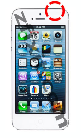 iPhone 5 Power Button Repair, 15 Month Warranty