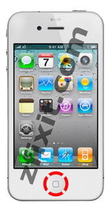 iPhone 4S Home Button Repair