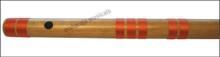 MAHARAJA Bansuri Scale D Natural Bass 33.5 Inch IndianBamboo Flute CFC