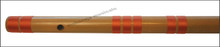 MAHARAJA Bansuri Scale C Sharp Bass 34 Inch, Indian Bamboo Flute CFJ