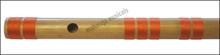MAHARAJA Bansuri Scale A Natural Bass 23 Inch, Indian Bamboo Flute CEA