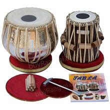 MAHARAJA Concert Extra Heavy 5.5 Kg Copper Tabla Drum Set AAD
