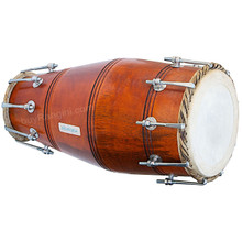 MAHARAJA Professional Mango Wood Naal With Bag, Bolt-tuned - BCJ