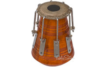 MAHARAJA High Pitch Bengali Tabla Khol/Dayan, Tuned to Upper C - DIA