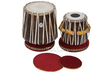 MAHARAJA MUSICALS Dhama Jori - Sheesham Wood Dhama and Dayan(Tabla) - EBI