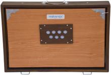MAHARAJA Concert Shruti Big Box, Natural Color With Bag EFE