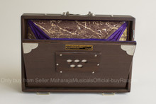 MKS Concert Shruti Small Box, Mahogany Color With Bag FBC