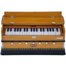 BINA NO. 8 Harmonium, 2 Reeds, 3.25 Octaves, 7 Stops, Coupler DJF