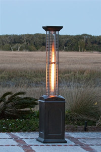 Flame Electronic Patio Heater