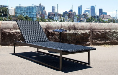 Harbour Outdoor Coast Sun Lounger