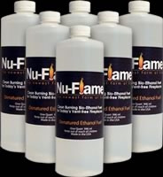 Nu-Flame Ethanol Fireplace Fuel 6 Quarts