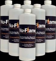 Nu-Flame Ethanol Fireplace Fuel 6 Quarts
