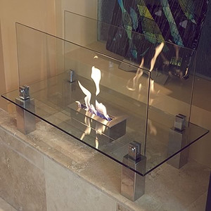 Fiero Freestanding Fireplace